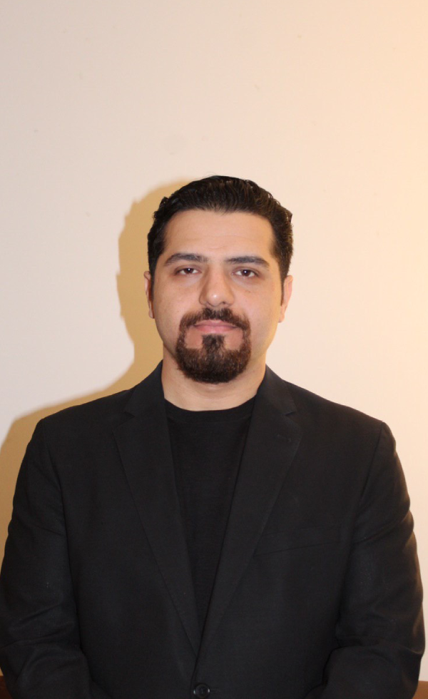 Mohammad Jafarian Manager Emian Construction